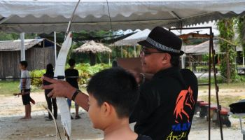 DARC Open Archery Tournament 2012