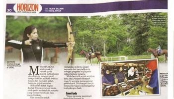 DARC in KOSMO Newspaper